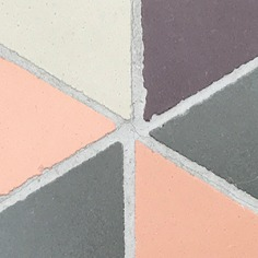 Cement Colour Tile