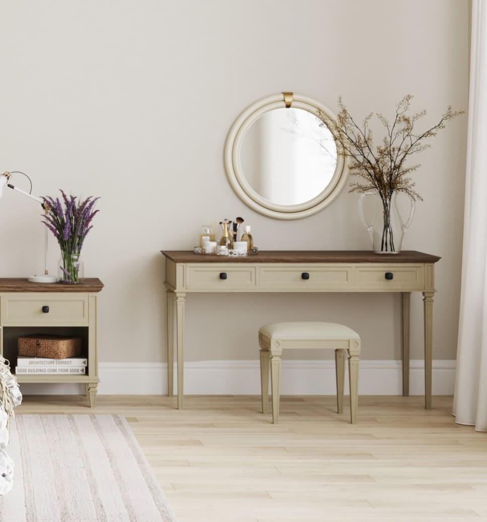 Vanities and Dressing Tables