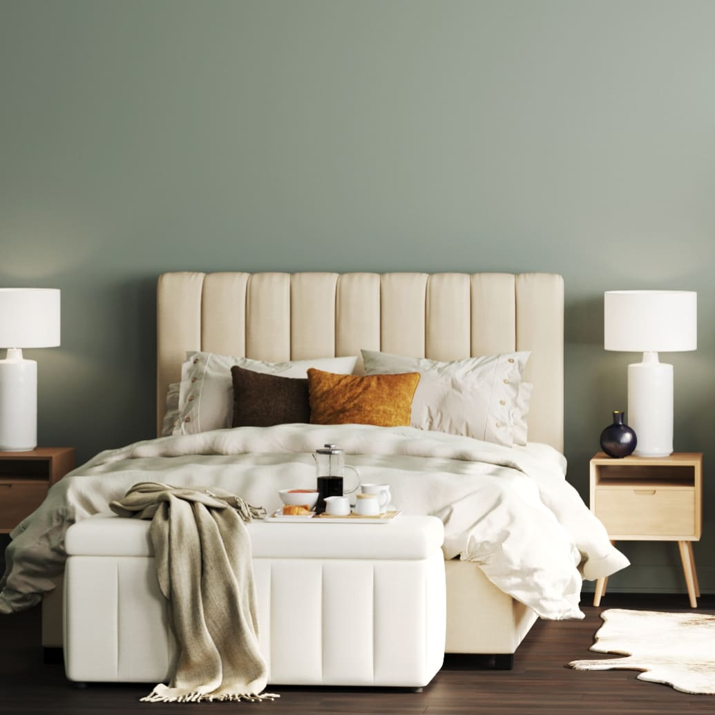 French Provincial Bed Bases