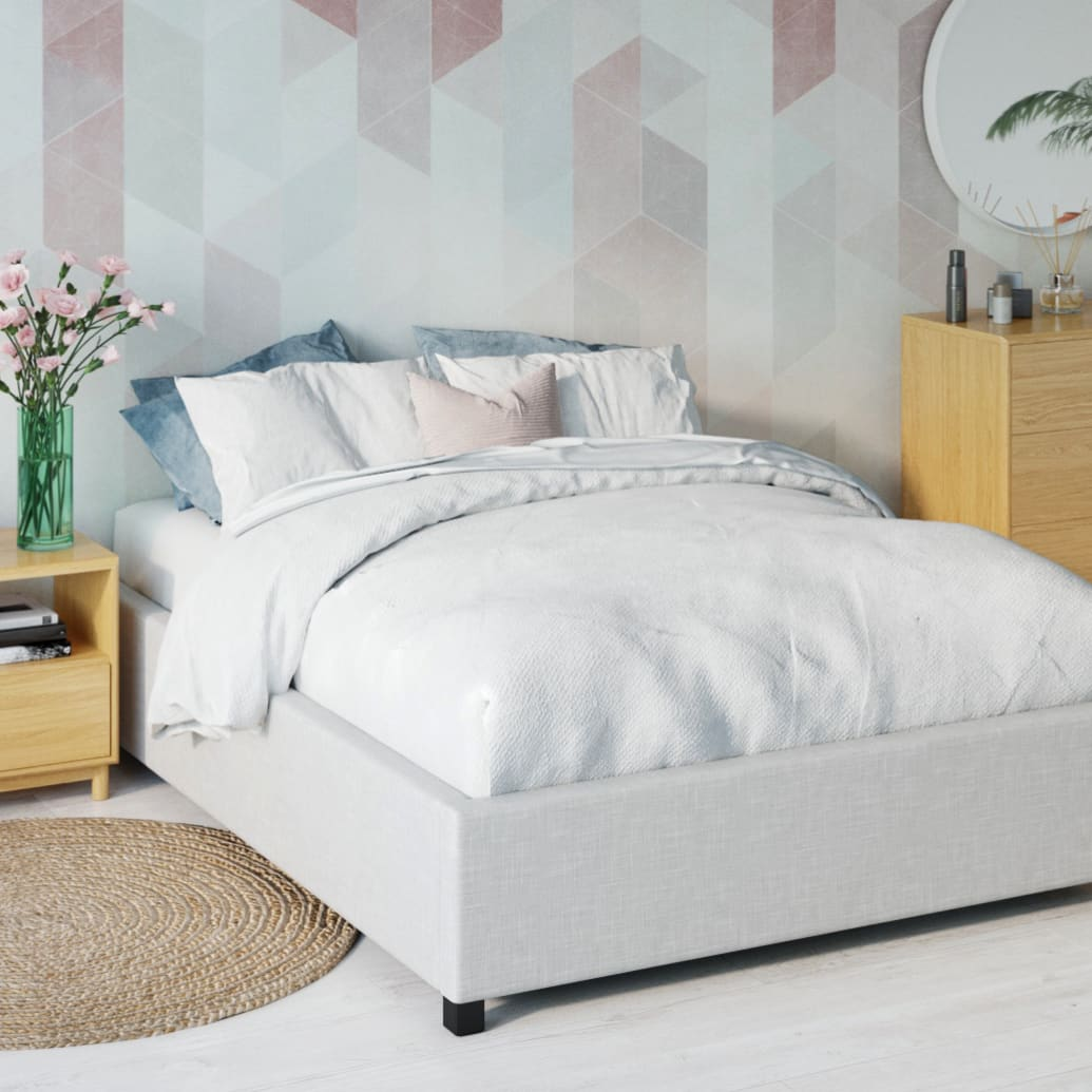 Single Double Size Bed Bases