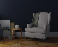 All father%27s day charles wingback armcair