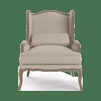Marion Wingback Armchair