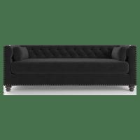 Florence Velvet Chesterfield 3 Seater Sofa