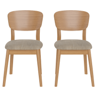 Mia Set of 2 Dining Chairs
