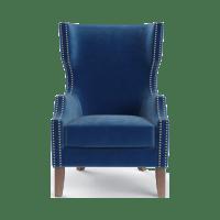 Alec Wingback Armchair