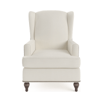 Charles Wingback Armchair