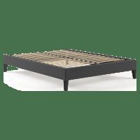 Queen Size Upholstered Slimline Bed Base