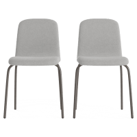 Madea Set of 2 Stackable Dining Chairs