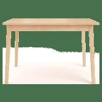 Mokuzai Compact Dining Table 120cm