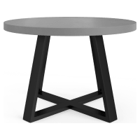 Marin Concrete Dining Table 120cm
