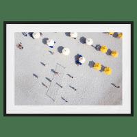The Beach Print