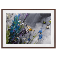 The Lavender Print