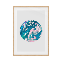 The Marble Print