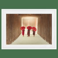 The Monks Print