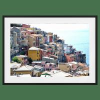 The Riviera Print
