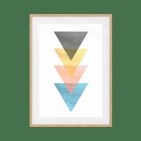 The Triangle Print