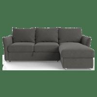 Austin Full Sleeper Modular Sofa with Storage