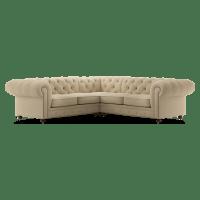 Camden Chesterfield L-Shaped Modular Corner Sofa