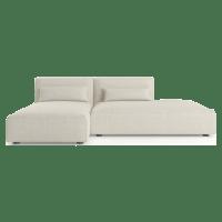 Drake 3 Seater Modular Sofa with Chaise
