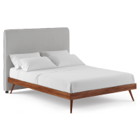 Sara and Frank Queen Size Bed Frame