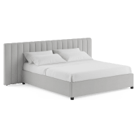Megan Wide King Size Gaslift Bed Frame
