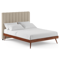Megan and Frank Queen Size Bed Frame