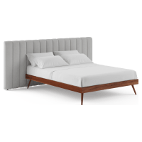 Megan Wide and Frank Queen Sized Bed Frame