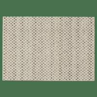 Medina Ivory Flax Wool Rug