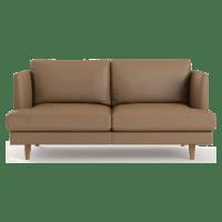 Calvin Leather 2 Seater Sofa