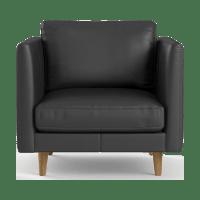Calvin Leather Armchair