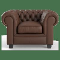 Carlisle Leather Armchair