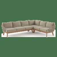 Amalfi Outdoor Modular Sofa