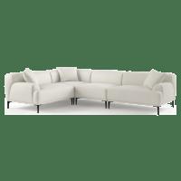 Seta 6 Seater Modular Corner Sofa