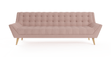 Pia 3 Seater Sofa