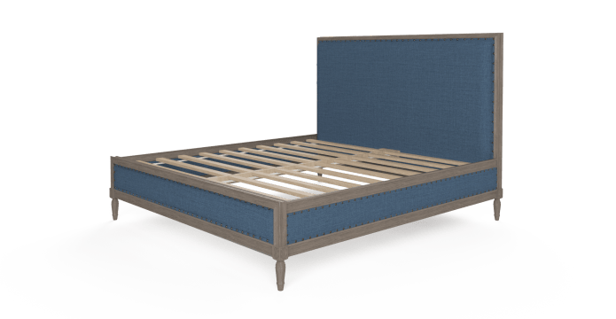 Ann King Size Bed Frame