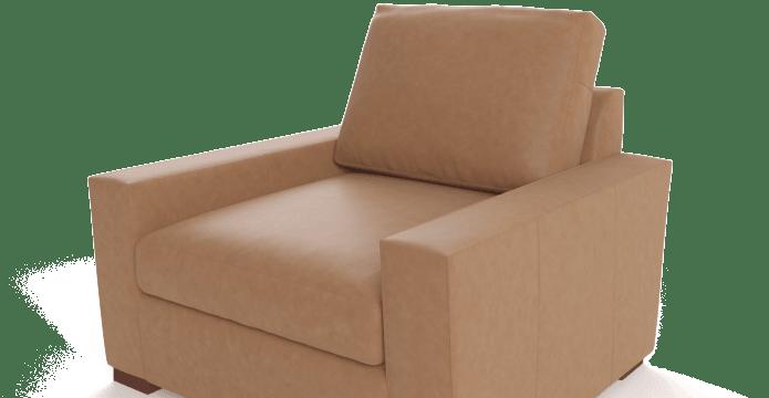Manhattan Leather Armchair