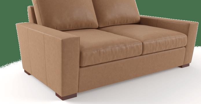Manhattan Leather 2 Seater Sofa