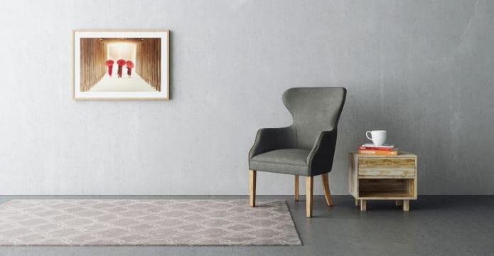 Suli Large Wool Rug 240 x 335cm
