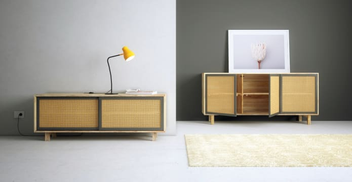 Bruna Entertainment Unit
