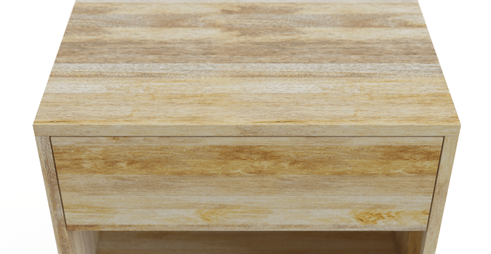 Bruna Bedside Table