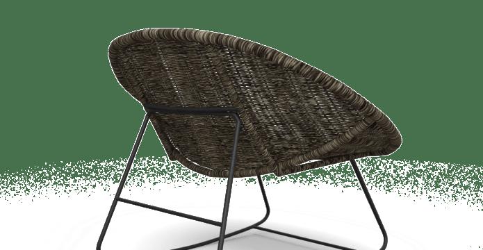 Capri Outdoor Rocking Chair
