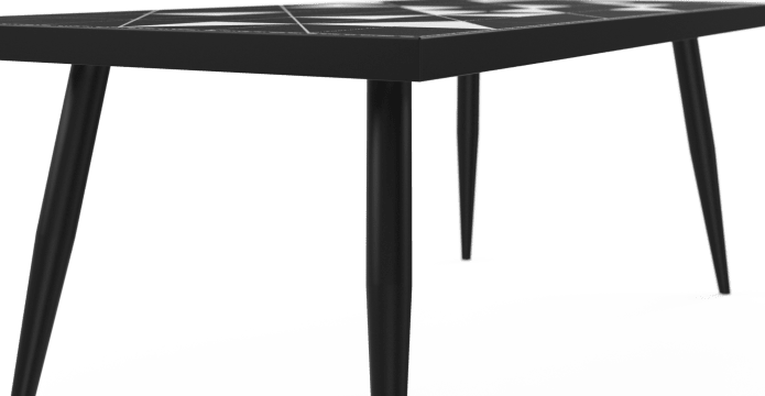 Teton Outdoor Rectangular Coffee Table