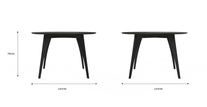 Gina Round Dining Table