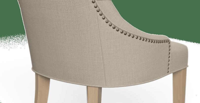 Buy Zoe Scoop Back Dining Chair Online In Australia Brosa