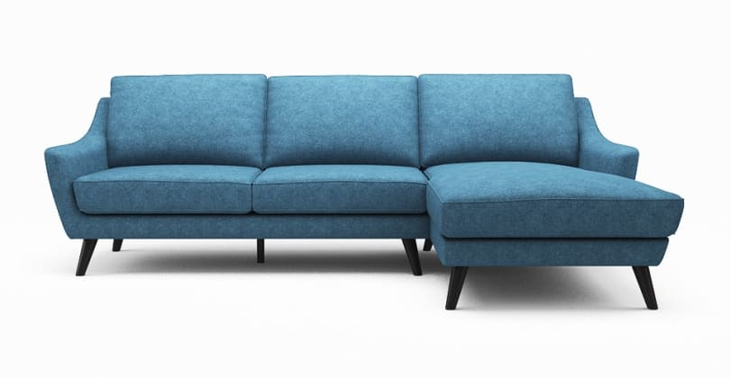Evelyn 3 Seater Sofa with Chaise