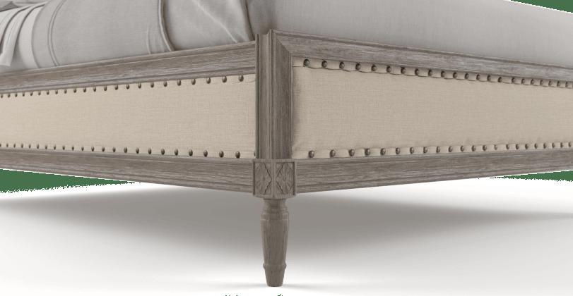 Ann Queen Size Bed Frame