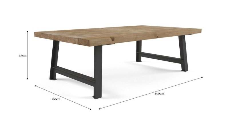 Helm Coffee Table