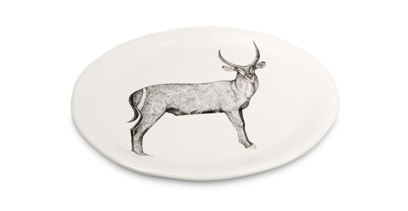 Oh Deer Decorative Platter