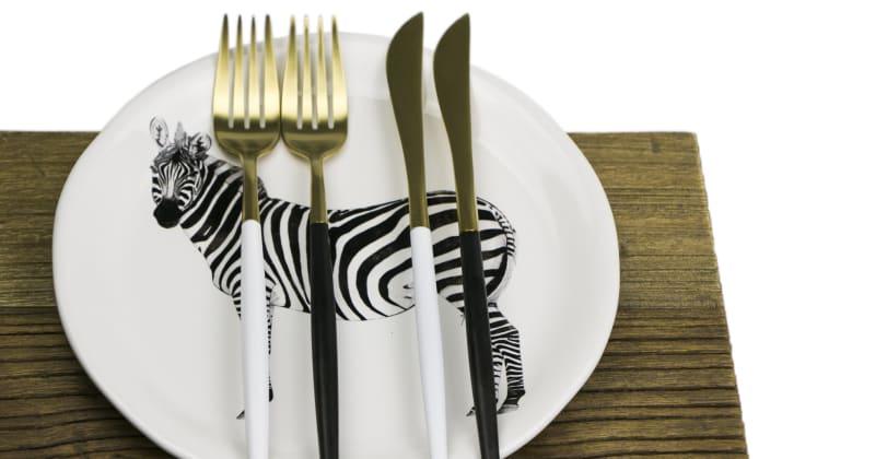 Ark 4 Piece Cutlery Set