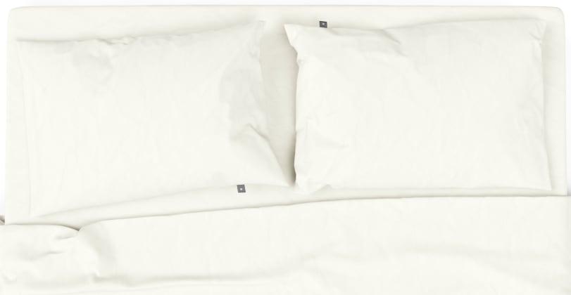 Brosa Essentials Cotton Rich Quilt Cover Set Cream